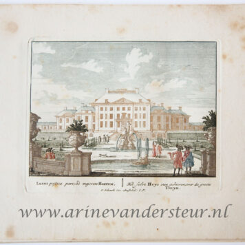 [Set of 15 original colored etchings] Admirandorum quadruplex Spectaculum