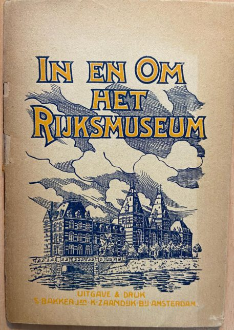 Interiors of the Rijksmuseum, 75 photographic views of the museum