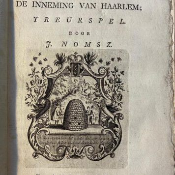 Ripperda of de inneming van Haarlem