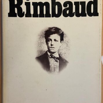 [First edition] Rimbaud, by Pierre Petitfils