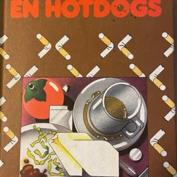 [FIRST EDITION] Hamburgers en Hotdogs, by E.W.S. Hammond