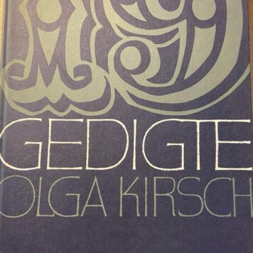 [FIRST EDITION] Negentien Gedigte by Olga Kirsch,