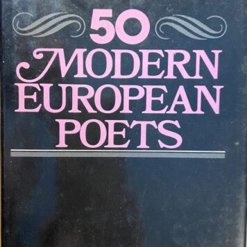 50 Modern European Poets by John Piling, A Reader's Guide, Heineamm - London, Barnes & Noble, 479 pp.