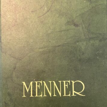 [First Edition] Menner by Freda Plekker,