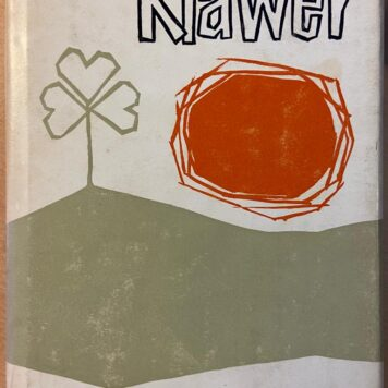 [First edition] Klawer by Menno Stenvert
