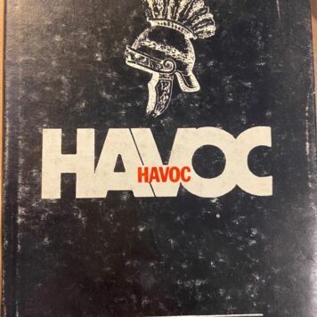 [First edition] Havoc by Michael Sigfrid Huna,