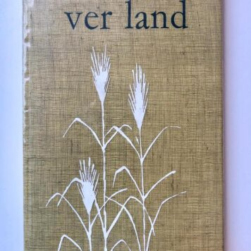 Ver Land, Citadel Pers., Kaapstad, 51 pp.